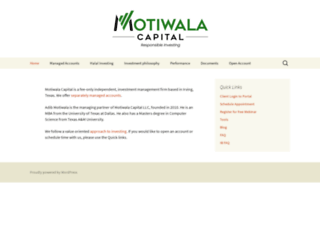 motiwalacapital.com screenshot