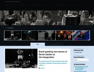 motleynews.net screenshot