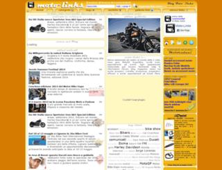 moto-links.it screenshot