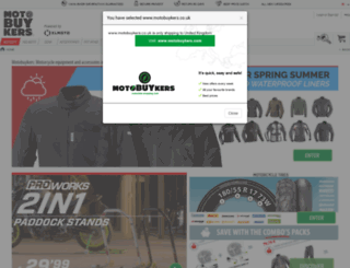 motobuykers.co.uk screenshot