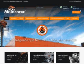 motocoche.com screenshot