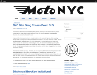motonyc.com screenshot