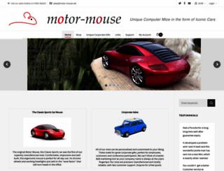 motor-mouse.net screenshot