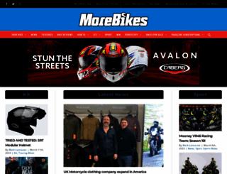 motorcyclemonthly.co.uk screenshot