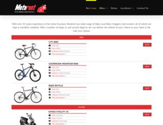 motorent.pt screenshot