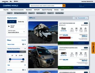 motorhome.com screenshot