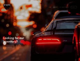motorhouse.com screenshot