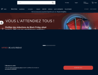 motorola.fr screenshot
