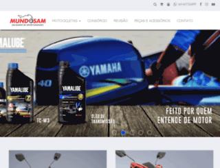 motoroma.com.br screenshot