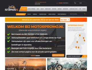 motorpromo.nl screenshot