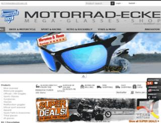 motorrad-ecke.helbrecht.com screenshot