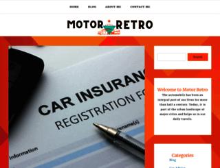 motorretro.com screenshot