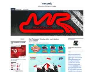 motorrio.com screenshot