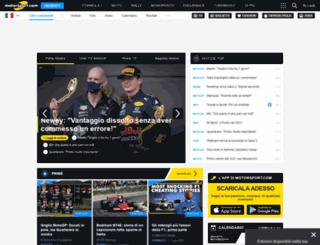 motorsport.it screenshot