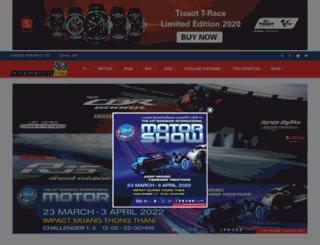 motorsportlives.com screenshot