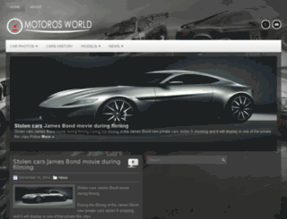 motorsworld.net screenshot