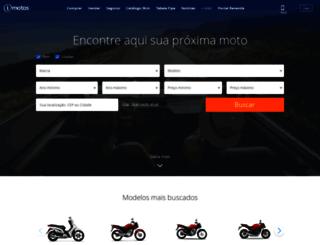 motos.icarros.com.br screenshot