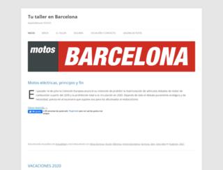 motosbarcelona.net screenshot