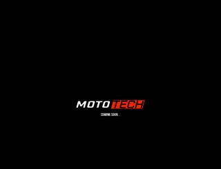 mototech.com.br screenshot