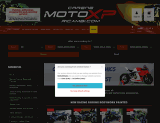 motoxpricambi.com screenshot