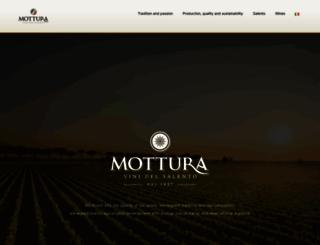 motturavini.com screenshot
