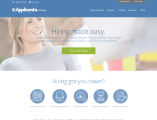 motusrecruiting.iapplicants.com screenshot