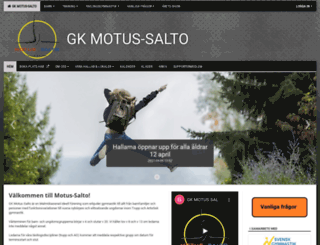 motussalto.com screenshot