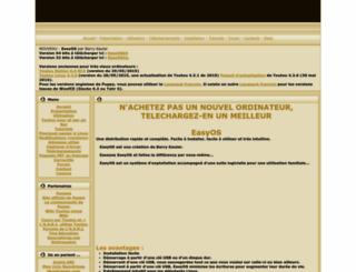 moulinier.net screenshot