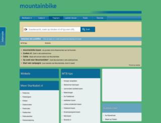 mountainbike.startkabel.nl screenshot