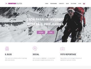 mountainevolution.com screenshot