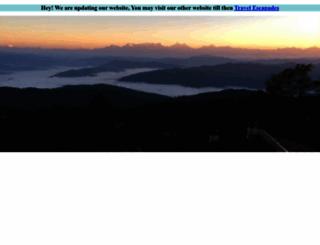 mountaintrail.com screenshot