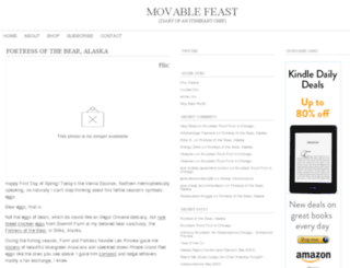 movable-feast.com screenshot