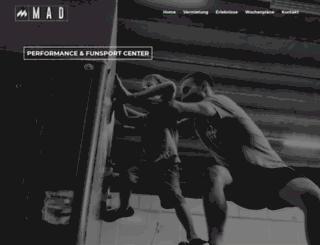move-artistic.com screenshot