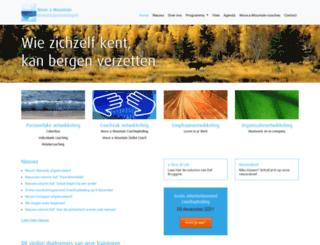moveamountain.nl screenshot