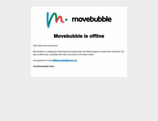 movebubble.com screenshot