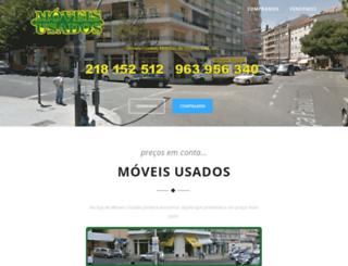 moveisusados.com.pt screenshot