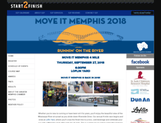 moveitmemphis.racesonline.com screenshot