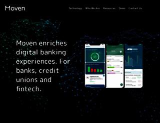 moven.com screenshot