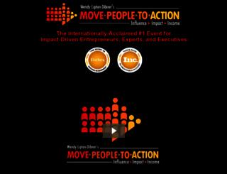 movepeopletoaction.com screenshot