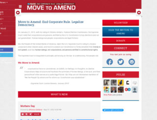 movetoamend.org screenshot