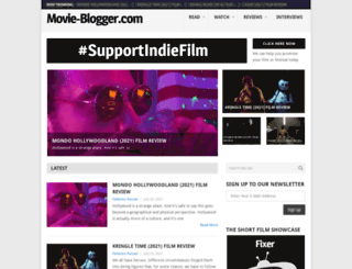 movie-blogger.com screenshot