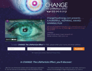 movie.changeyourenergy.com screenshot