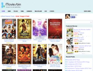 moviebin.byethost5.com screenshot