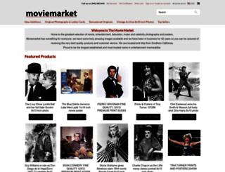 moviemarket.com screenshot
