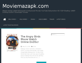 moviemazapk.com screenshot