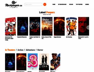 moviepooper.com screenshot