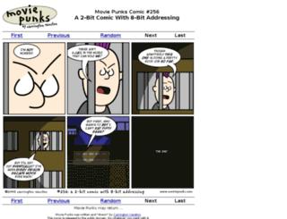 moviepunks.com screenshot
