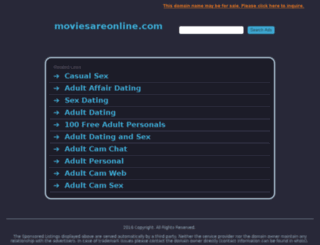 moviesareonline.com screenshot