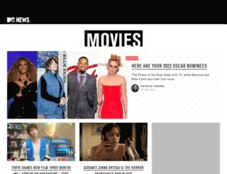 moviesblog.mtv.com screenshot