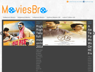 moviesbro.com screenshot
